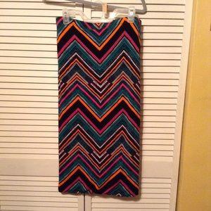 Bisou Bisou stretch pencil skirt.  NWOT